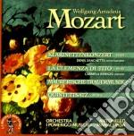Mozart Wolfgang Amadeus - Concerto Per Clarinetto K 622, Quintettsatz K 581b, Maurerische Trauermusik cd musicale di Wolfgang Amadeus Mozart