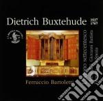 L'ORGANO SETTECENTESCO - CHIESA DI S.GIO  cd musicale di Dietrich Buxtehude