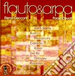 FLAUTO & ARPA                             cd musicale