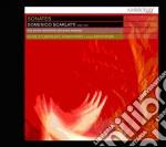 SONATE PER CLAVICEMBALO                   cd musicale di Domenico Scarlatti