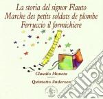 LA STORIA DEL SIGNOR FLAUTO (FIABA MUSIC  cd musicale di Alessandro Cadario