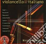VIOLONCELLO ITALIANO (XXI SECOLO)         cd musicale di Miscellanee
