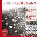 Quintetto op.44, quartetto op.47 (trascr cd musicale di Robert Schumann