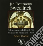 Fantasia chromatica e altri brani per or cd musicale di SWEELINCK JAN PIETER