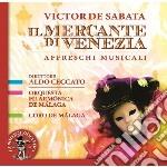 De Sabata Victor - Il Mercante Di Venezia cd musicale di DE SABATA VICTOR