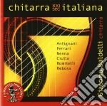 Chitarra italiana xxi sec. cd musicale di MISCELLANEE