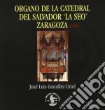 Organo de la catedral del salvador