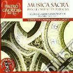 Don Pietro Gnocchi - Musica Sacra Per Le Chiese Di Brescia cd musicale di Pietro Gnocchi