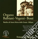 Organo balbian - vegezzi - bossi cd musicale di BOSSI MARCO ENRICO