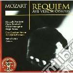 Mozart Wolfgang Amadeus - Requiem K 626, Ave Verum Corpus K 618 cd musicale di Wolfgang Amadeus Mozart