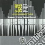 Organi storici della puglia cd musicale di Miscellanee