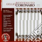 Musica da camera cd musicale di Cornaro gellio benve