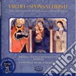 Vir Dei - Sponsa Christi Canto Gregoriano E Polifonia cd musicale