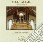 CELEBRI MELODIE (MUSICHE NUZIALI) cd musicale
