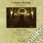 CELEBRI MELODIE (SECONDA SERIE) cd musicale