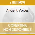 ANCIENT VOICES cd musicale di Michael Vetter