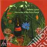 Memories of the rain forest cd musicale di Roberto Laneri