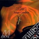 Tango catolico - accademia amiata ens. cd musicale di Piazzolla/fortman