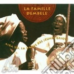 Aira yo, la danse des jeunes griots cd musicale di Burkina f.- dembele'