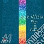 Musica per i sette chakra cd musicale di Auriavizia
