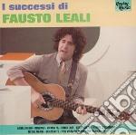 I SUCCESSI DI FAUSTO LEALI cd musicale di LEALI FAUSTO