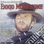 UN ORA CON ENNIO MORRICONE cd musicale di MORRICONE ENNIO
