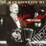 Piazzolla Astor - Il Bandoneon cd musicale di PIAZZOLLA ASTOR