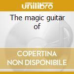 The magic guitar of cd musicale di Van Wood