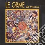 Ad gloriam cd musicale di Le Orme