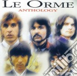 Le Orme - Anthology cd musicale di ORME (LE)