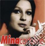 CARTOLINE cd musicale di MINA