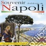 SOUVENIR DI NAPOLI VOL.2 cd musicale di ARTISTI VARI