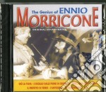 THE GENIUS OF cd musicale di MORRICONE ENNIO