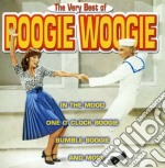 THE VERY BEST OF BOOGIE WOOGIE cd musicale di ARTISTI VARI