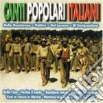 Canti Popolari Italiani - Bandiera Rossa cd musicale di ARTISTI VARI
