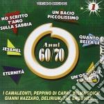 Aa.Vv. - Anni 60/70 - 1 cd musicale di ARTISTI VARI