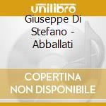 ABBALLATI cd musicale di DI STEFANO G.