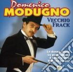 Vecchio frack cd musicale di Domenico Modugno