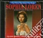 Loren Sophia - Greatest Hits cd musicale di Sophia Loren