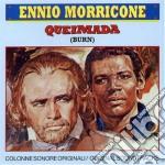 Queimada o.s.t. cd musicale di Ennio Morricone