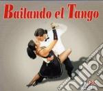 Bailando el tango (2cd) cd musicale di ARTISTI VARI