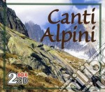 Canti alpini (box 2cd) cd musicale di ARTISTI VARI