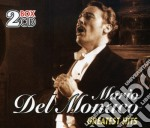 Greatest hits (2cd) cd musicale di DEL MONACO MARIO