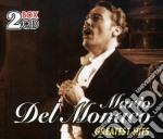 Greatest hits (2cd) cd musicale di DEL MONACO MARIO