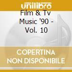 Derrik/rex/kojak/maresciallo rocca cd musicale di Film & tv music'90