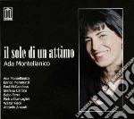 Ada Montellanico - Il Sole Di Un Attimo cd musicale di Ada Montellanico