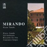 Mirando cd musicale di Pietro Tonolo