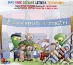 Francesca Rossi - Dire Fare Baciare Lettera Testamento cd musicale di Francesca Rossi