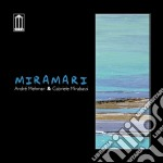 MIRAMARI                                  cd musicale di MIRABASSI GABRIELE & ANDRE' ME