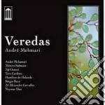 Veredas cd musicale di Andre' Mehmari